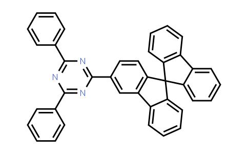 DY585185 | 1639424-37-5 | 2,4-Diphenyl-6-(9,9'-spirobi[9H-fluoren]-3-yl)-1,3,5-triazine
