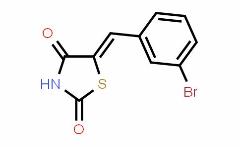 DY583853 | 1667740-38-6 | 5-(3-Bromo-benzylidene)-thiazolidine-2,4-dione