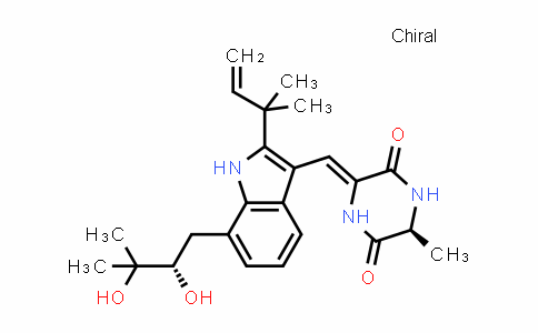 DY583855 | 1667747-16-1 | Rubrumazine B