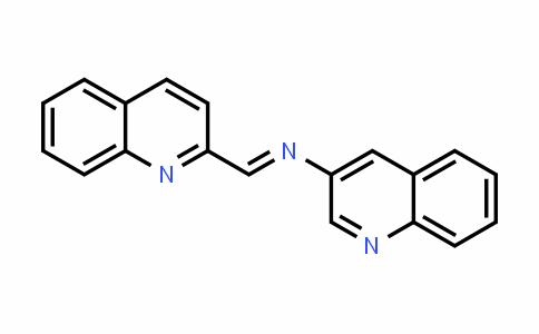 DY583875 | 16722-44-4 | 3-Quinolinamine, N-(2-quinolinylmethylene)-