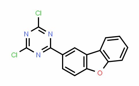 DY461399 | 1699739-77-9 | 2,4-Dichloro-6-(dibenzo[b,d]furan-2-yl)-1,3,5-triazine