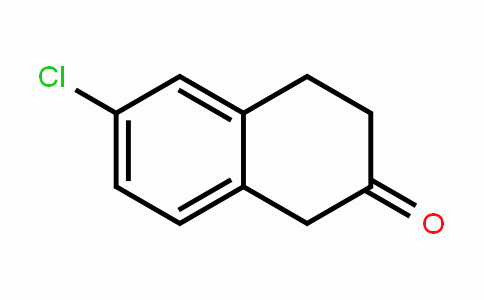 17556-18-2 | 6-Chloro-2-tetralone