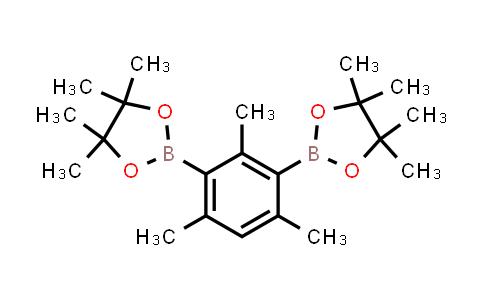 DY585208 | 1810858-72-0 | 2,2'-(2,4,6-Trimethyl-1,3-phenylene)bis(4,4,5,5-tetramethyl-1,3,2-dioxaborolane)