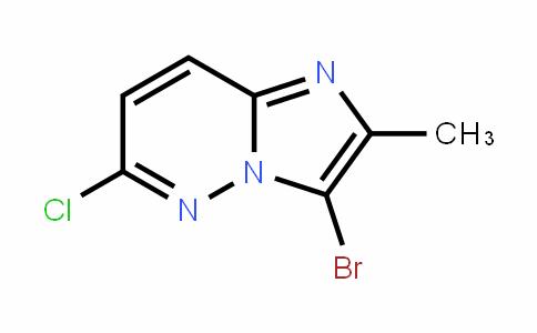 DY445719 | 18112-31-7 | 3-Bromo-6-chloro-2-methylimidazo[1,2-b]pyridazine