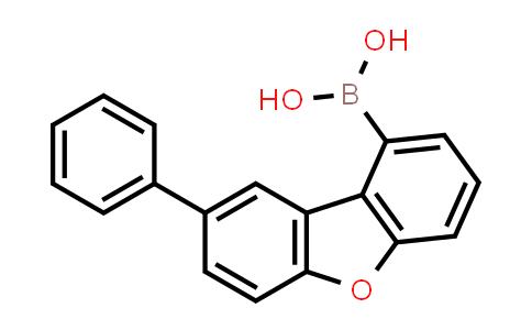 DY585187 | 1822310-23-5 | B-(8-Phenyl-1-dibenzofuranyl)boronic acid