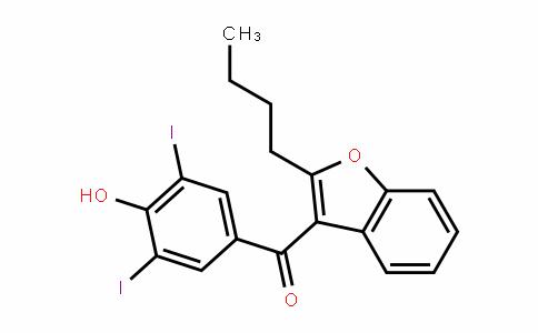 MC454388 | 1951-26-4 | 2-Butyl-3-(3,5-diiodo-4-hydroxy benzoyl) benzofuran