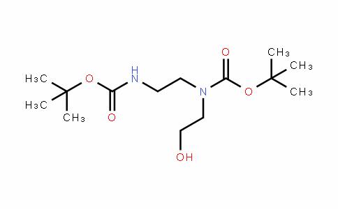 MC445722 | 200283-08-5 | tert-Butyl (2-((tert-butoxycarbonyl)amino)ethyl)(2-hydroxyethyl)carbamate