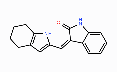 204003-85-0 | (Z)-3-((4,5,6,7-tetrahydro-1H-indol-2-yl)methylene)indolin-2-one