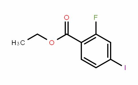 205750-82-9 | 2-氟-4-碘苯甲酸乙酯