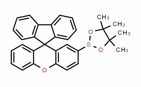 MC445798 | 2106888-79-1 | 2-{Spiro[fluorene-9,9'-xanthen]-2'-yl}-1,3,2-dioxaborolane