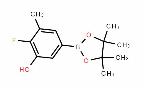 2121512-07-8 | 4-Fluoro-3-hydroxy-5-methylphenylboronic acid pinacol ester