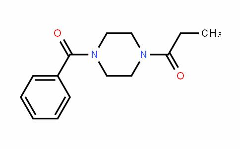 MC445650 | 314728-85-3 | 1-(4-苯甲酰基哌嗪-1-基)-1-丙酮