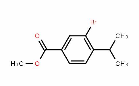 MC445723 | 318528-55-1 | 3-溴-4-异丙基苯甲酸甲酯