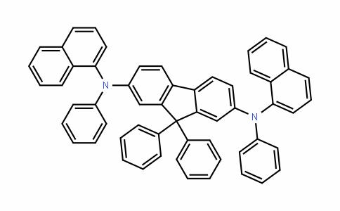 MC445609 | 357645-40-0 | N,N-二(1-萘基)-N,N,9,9-四苯基-9H-芴-2,7-二胺