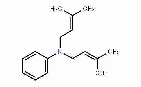 MC445762 | 36127-33-0 | N,N-二(3-甲基-2-丁烯基)苯胺