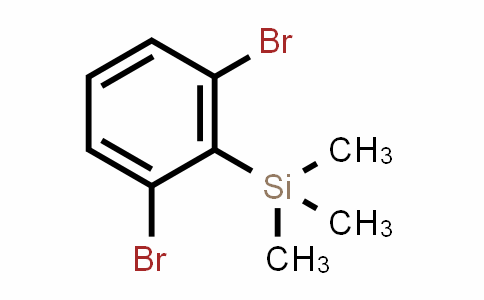 DY455528 | 363598-42-9 | 1,3-Dibromo-2-(trimethylsilyl)benzene