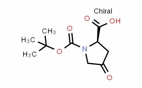 DY455517 | 364077-84-9 | (R)-1-(tert-butoxycarbonyl)-4-oxopyrrolidine-2-carboxylic acid