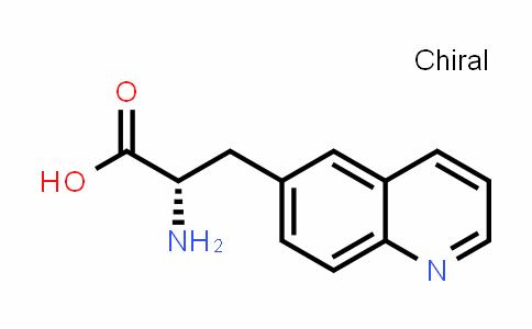 DY506777 | 37440-03-2 | (S)-2-Amino-3-(quinolin-6-yl)propanoic acid