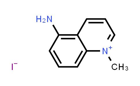 DY583904   42464-96-0   5-Amino-1-methylquinolin-1-ium iodide