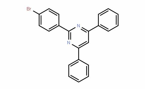 457613-56-8 | Pyrimidine, 2-(4-bromophenyl)-4,6-diphenyl-