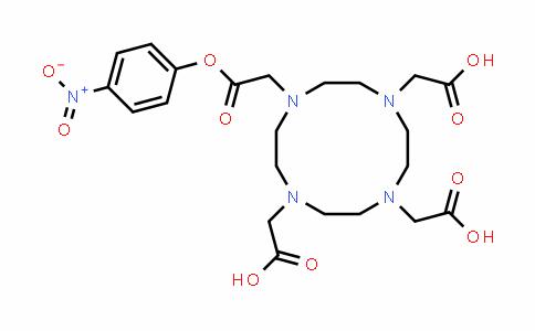 DY455524 | 474424-15-2 | 1,4,7,10-Tetraazacyclododecane-1,4,7,10-tetraacetic acid mono(4-nitrophenyl) ester