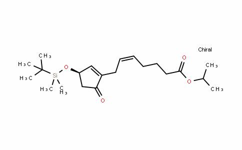 DY454371 | 474944-36-0 | (R,Z)-isopropyl 7-(3-(tert-butyldimethylsilyloxy)-5-oxocyclopent-1-enyl)hept-5-enoate