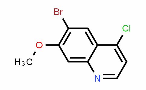 MC456780 | 476660-71-6 | 6-Bromo-4-chloro-7-methoxyquinoline