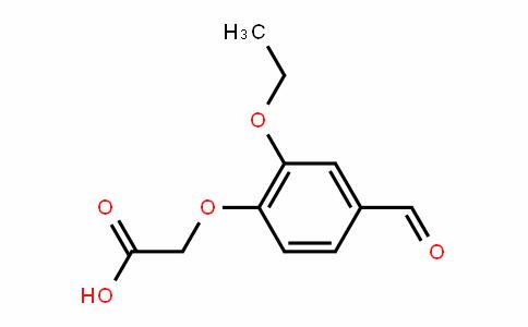 51264-76-7 | 2-(2-乙氧基-4-甲酰基苯氧基)乙酸