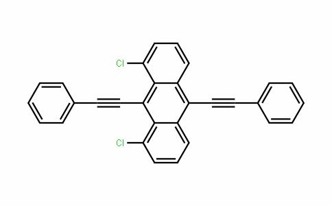 51749-83-8 | 1,8-二氯-9,10-二苯乙炔基蒽