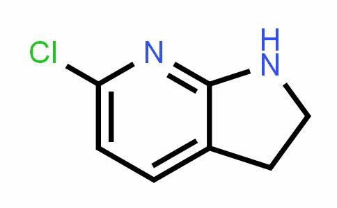 DY461391 | 53516-07-7 | 6-Chloro-2,3-dihydro-1H-pyrrolo[2,3-b]pyridine