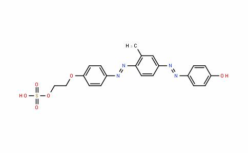 MC445682 | 54307-21-0 |  p-[[3-methyl-4-[[4-[2-(sulphooxy)ethoxy]phenyl]azo]phenyl]azo]phenol