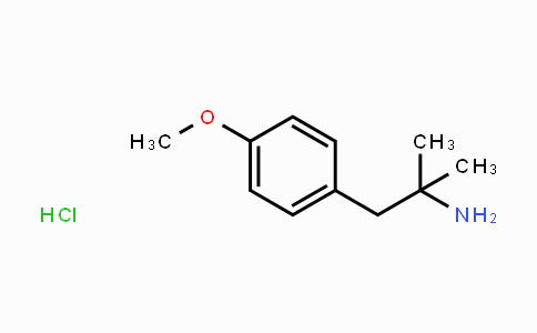 56490-93-8 | 1-(4-methoxyphenyl)-2-methylpropan-2-amine hydrochloride