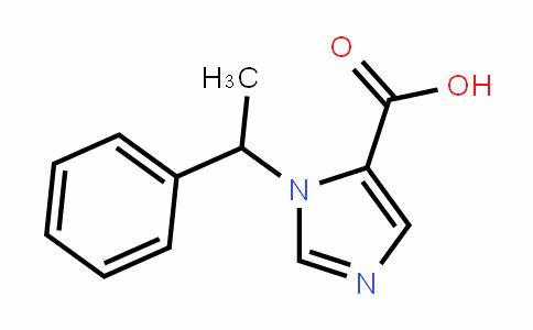 56649-48-0 | 1-(1-苯乙基)-1H-咪唑-5-羧酸
