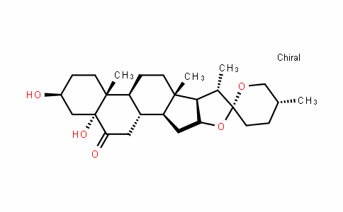 DY445643 | 56786-63-1 | 5a-hydroxy Laxogenin
