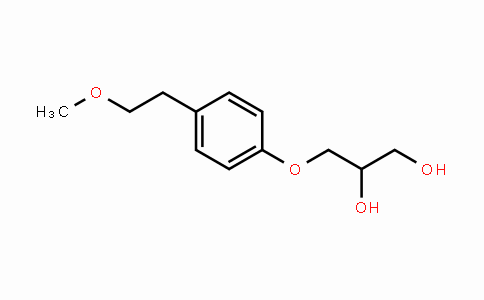 MC445490 | 62572-90-1 | 3-(4-(2-methoxyethyl)phenoxy)propane-1,2-diol