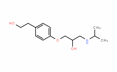 62572-94-5 | 1-(4-(2-hydroxyethyl)phenoxy)-3-(isopropylamino)propan-2-ol