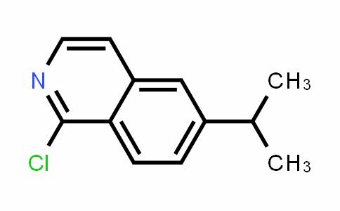 DY456775 | 630422-59-2 | 1-Chloro-6-isopropylisoquinoline