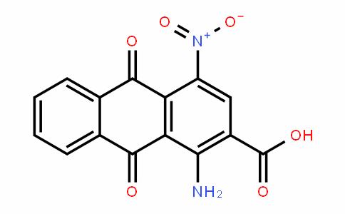 6363-90-2 | 1-amino-4-nitro-9,10-dioxo-9,10-dihydroanthracene-2-carboxylic acid