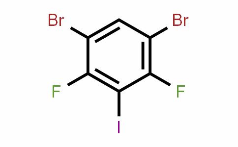 679836-60-3 | 1,5-Dibromo-2,4-difluoro-3-iodobenzene