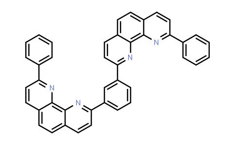 DY586664   721969-94-4   2,2'-(1,3-Phenylene)bis[9-phenyl-1,10-phenanthroline]