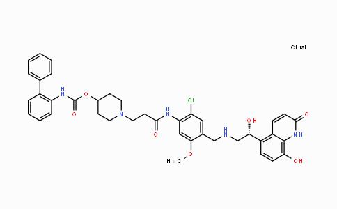 MC445254 | 743461-65-6 | Batefenterol