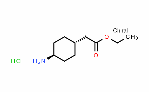 MC456783 | 76308-26-4 | Ethyl trans-2-(4-Aminocyclohexyl)acetate Hydrochloride