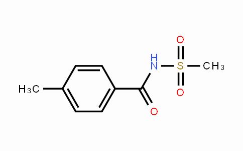 MC445459 | 827624-81-7 | 4-甲基-N-(甲基磺酰基)苯甲酰胺