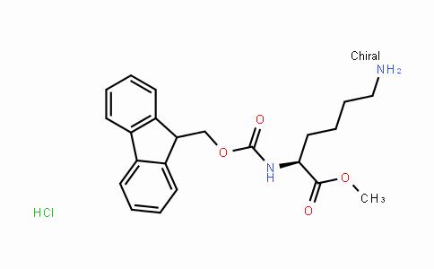 847658-45-1 | Fmoc-赖氨酸甲酯盐酸盐