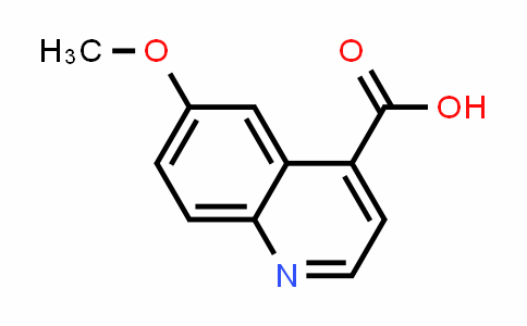 MC455523 | 86-68-0 | 6-Methoxy-quinoline-4-carboxylic acid