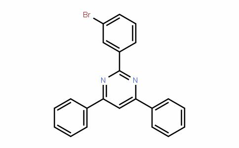 MC455509 | 864377-22-0 | 2-(3-Bromophenyl)-4,6-diphenylpyrimidine