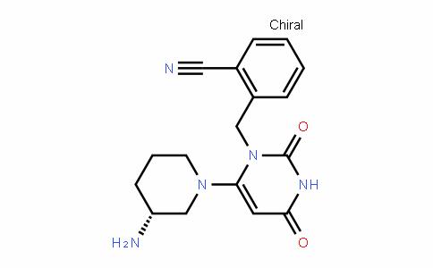 MC445505 | 865758-98-1 | (R)-2-((6-(3-aminopiperidin-1-yl)-2,4-dioxo-3,4- dihydropyrimidin-1(2H)-yl)methyl)benzonitrile