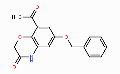 869478-09-1 | 8-acetyl-6-(benzyloxy)-2H-benzo[b][1,4]oxazin-3(4H)-one