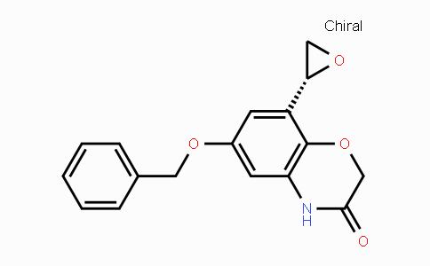 869478-12-6 | (R)-6-(benzyloxy)-8-(oxiran-2-yl)-2H-benzo[b][1,4]oxazin-3(4H)-one