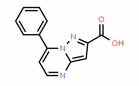 DY456770 | 886503-17-9 | 7-Phenyl-pyrazolo[1,5-a]pyrimidine-2-carboxylic acid